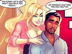 comics counselor counselor